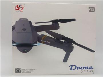 Dron kvadrokopter S168 - novo - helihopter