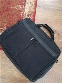Elegant crna Business torba + poklon