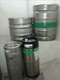 Najjeftinije bure od piva, 20l-30l-50l prohrom