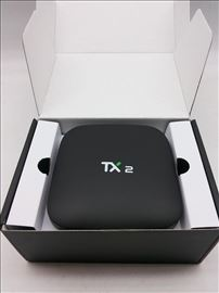 Android BOX smart 2GB RAM 12GB TX2 4KU