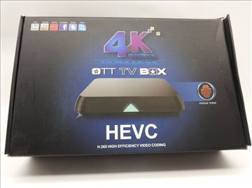 Android smart TV BOX M8S - Novo