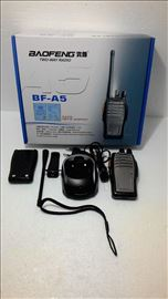 Baofeng radio stanica BF-A5 5W, 2 radio stanice