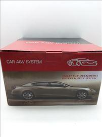 Multimedia za Auto FM/CD/DVD/mp3/usb/sd card+GPS