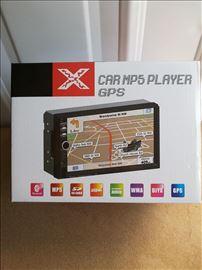 Multimedia 7 inča za auto sa navigacijom