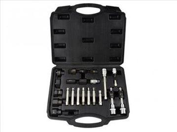Set ključeva za demontažu alternatora 24 komada