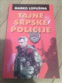Tajne Srpske policije