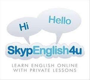 Časovi engleskog jezika preko skajpa