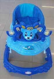 Dubak-šetalica za decu M28090, plavi