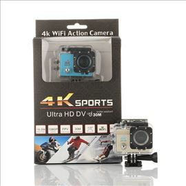 Go pro kamera 4K ULTRA HD Go Pro sportska kamera