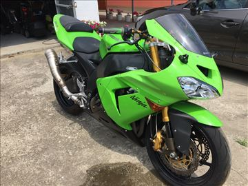 Kawasaki ZX 10R