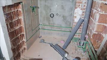 Profesionalno izvođenje vodoinstalaterskih usluga