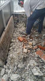 Rušenje, sečenje betona i adaptacija objekata