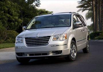 Chrysler Voyager  DELOVI 2009