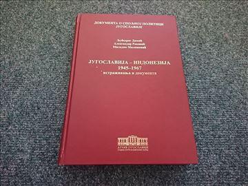 Jugoslavija - Indonezija 1945-1967 : istraživanja