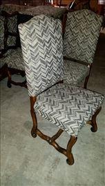 Komplet od 6 stilskih stolica
