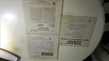 Tri LP - a Mahalije Džekson