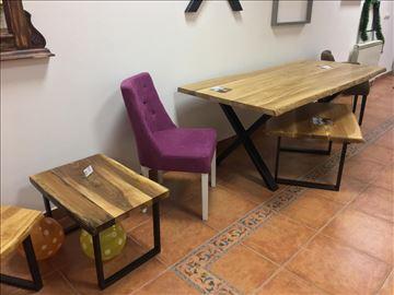Izrada svih vrsta stolova od masiva