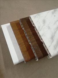 Montaža PVC podprozorske daske