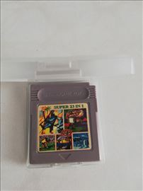 Nintendo Gameboy Classic 23 in 1 igrice + poklon