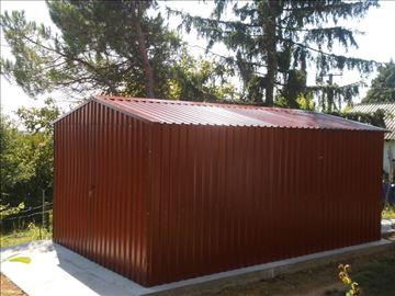 Montažne garaže Eurobovex