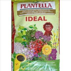 PLANTELLA IDEAL 5 L. Zemlja za ukrasne biljke