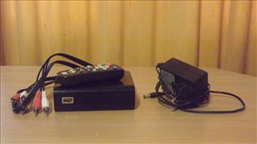 WD TV player