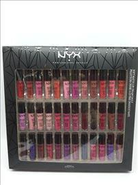 NYX lipstick/sjaj za usne vol.36 novo-NYX lipstick