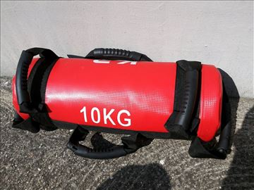 Teg/vreća od 10kg za vežbanje