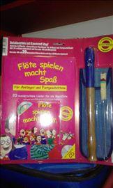 Akcija - Blok Flauta - Drvo - Plastika - Najnovije