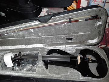 Akcija  - Elektricne Violine - Moller Germany