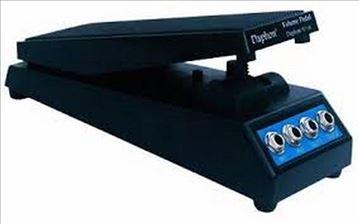 Akcija - volume pedale - stereo