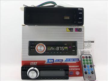 Auto MP3/USB/SD/MMC player sa daljinskim