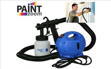 Pištolj za krečenje paint zoom-novo