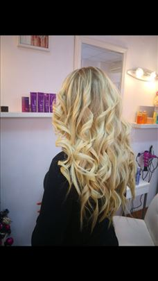 Prirodna nadogradnja kose