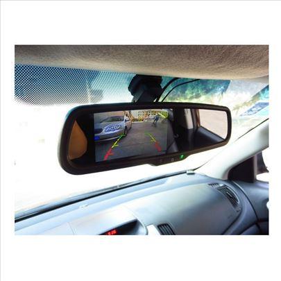 Retrovizor monitor LCD ekran za parkiranje