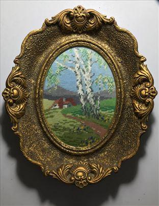 Vilerov original goblen Prolece