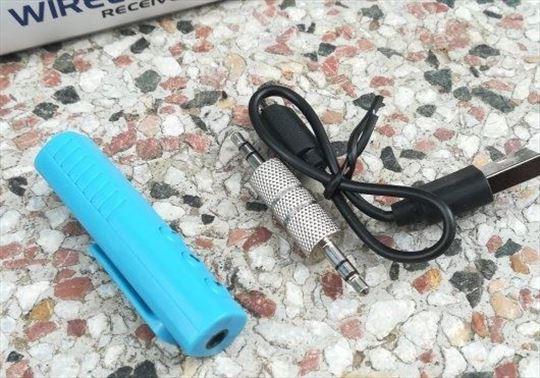 Bluetooth Receiver AUX Handsfree bežične slušalice