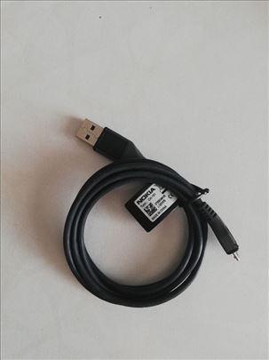 Nokia E52/N8/N9/8800/E71/E72/E66-Nokia USB kabl