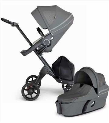 Stokke Xplory V6 Stroller and carrying stroller