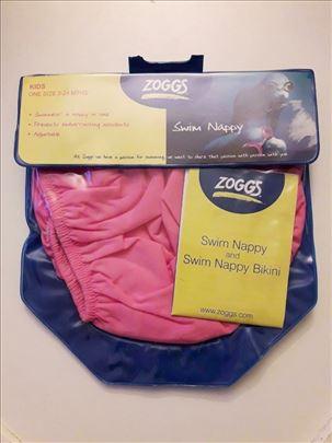 Višekratne pelene za kupanje- 3 do 24 meseci-Novo!