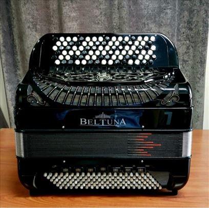 Beltuna Balkan Star 120/4 - B Griff nova harmonika
