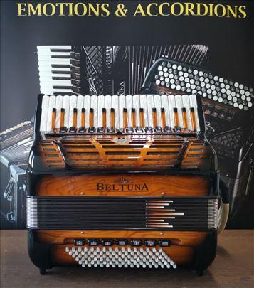 Beltuna Leader 5 /96 amplisound _ nova harmonika