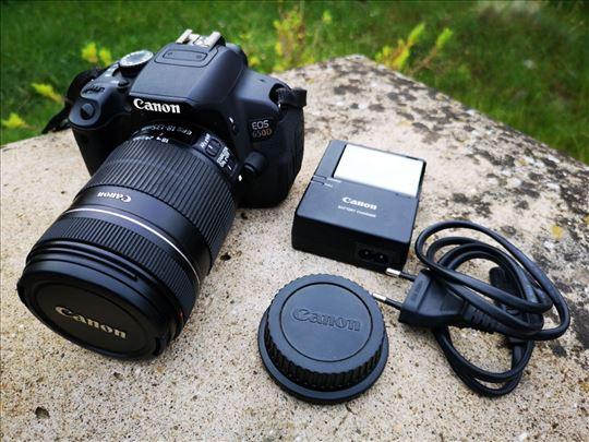 Canon EOS 650d 450€, prodajem