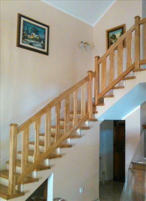 Izrada gazišta za stepenice
