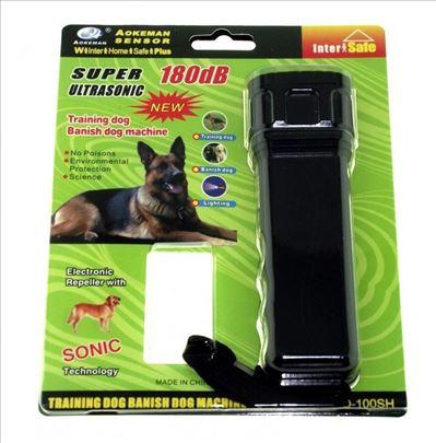 Ultra zvučni dreser za pse