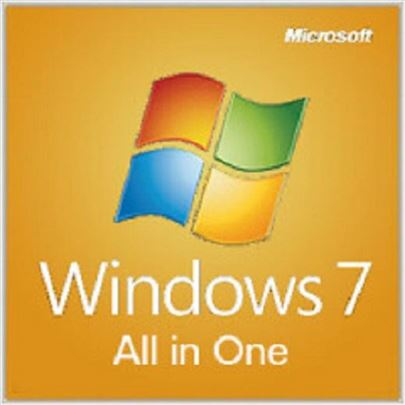 Windows 7 32 64 bita na DVD, ekstra jeftino, citaj