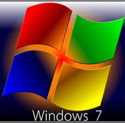 Windows xp 7 8 10 32+64 bita sa ključem na dvd AKC