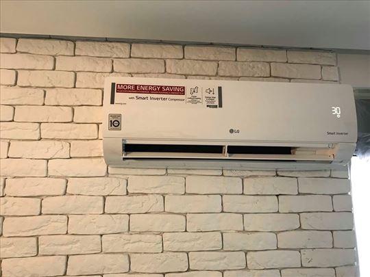 Klima uređaj 9, 12, 18, 24 inverter