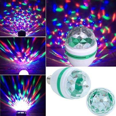 LED disko sijalica rotaciona
