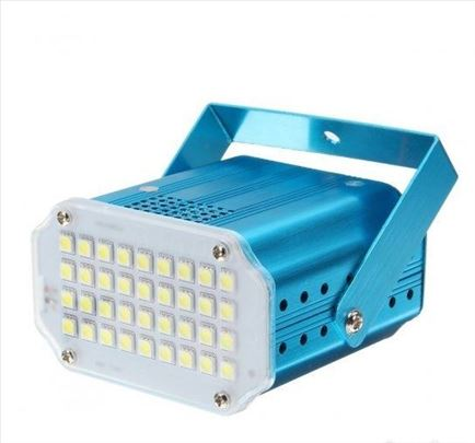 LED mini stroboskop za diskoteke